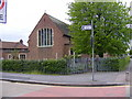 TQ4785 : St. Elisabeth's Church, Becontree by Adrian Cable