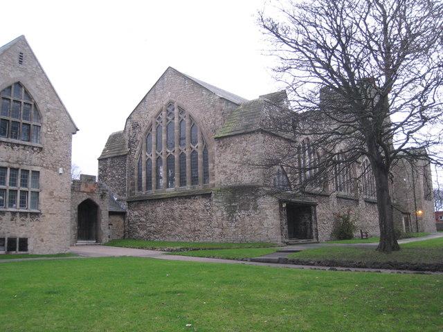 St Andrew Roker