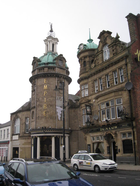 The Empire and Dun Cow, Sunderland