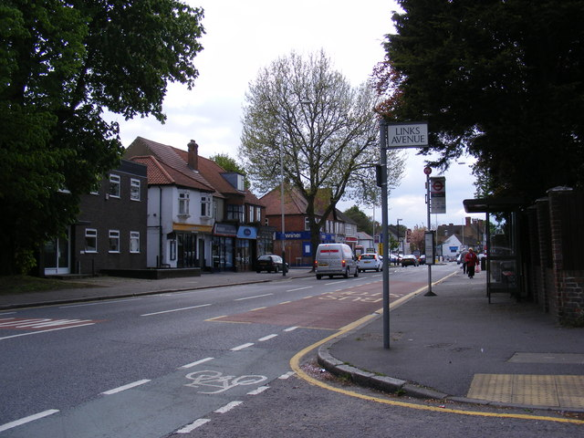 A118 Main Road, Gidea Park