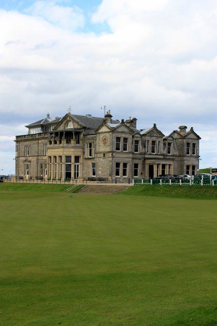 Home of Golf , St  Andrews