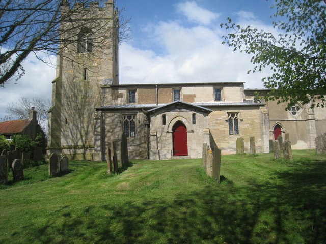 All Saint's Church, Barnby in the Willows