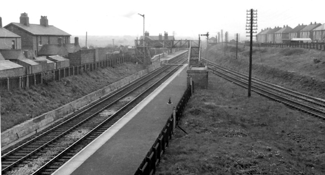 Boldon Colliery Station