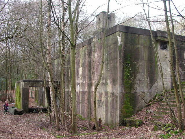 Worsley Anti-Aircraft Operations Room