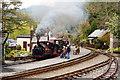 SH6541 : Tan-y-Bwlch Station, Gwynedd by Peter Trimming