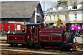 SH5738 : Palmerston at Porthmadog Harbour Station, Gwynedd by Peter Trimming