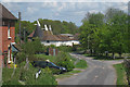 TQ7541 : Unconverted Oast House at Harts Heath Farm, Five Oak Lane, Curtisden Green, Kent by Oast House Archive