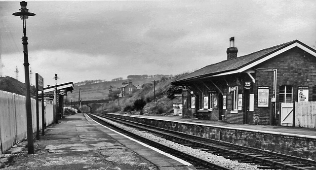Bollington Station