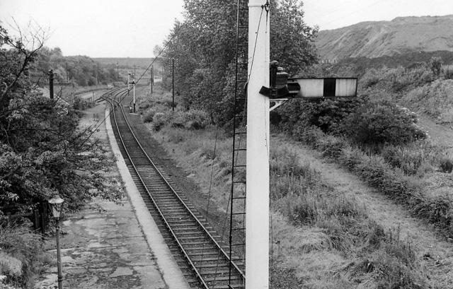 Bolsover (Midland) Station (remains)