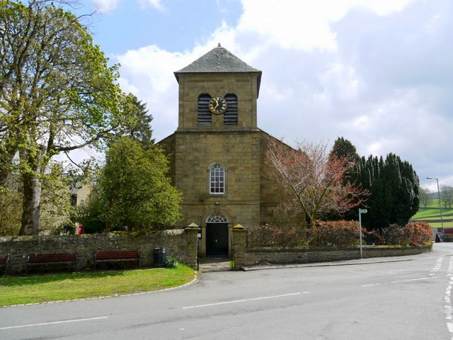 Church of St John the Baptist, St John's Chapel