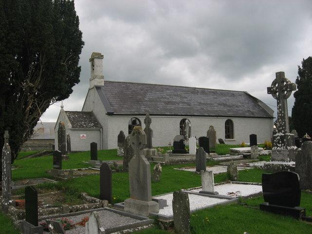 Church at Churchtown, Co. Louth