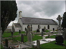 N9194 : Church at Churchtown, Co. Louth by Kieran Campbell