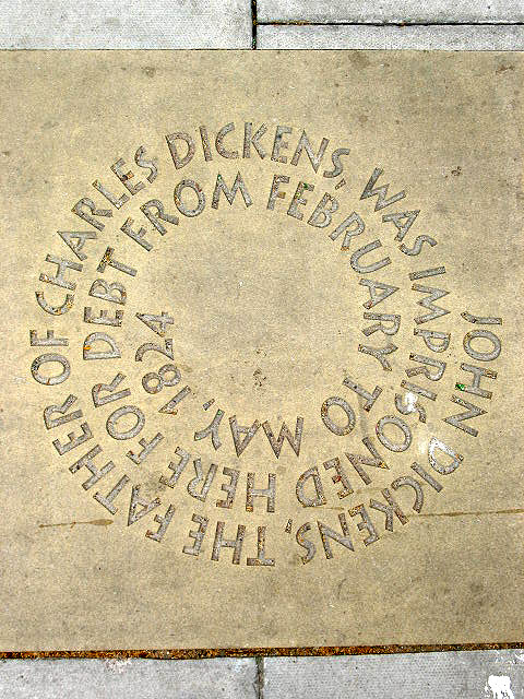 Inscription in Angel Place (1)