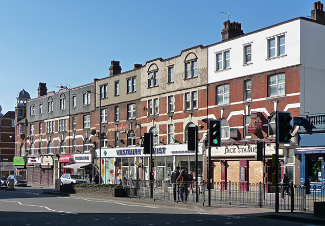 78-100 Streatham High Road