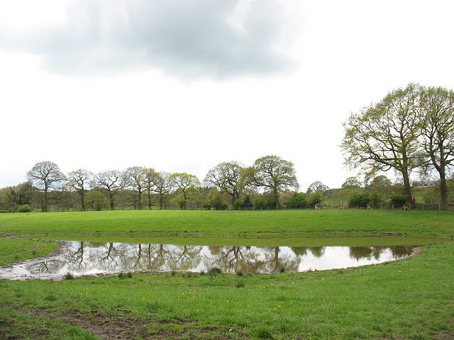 Pond near Hill Top