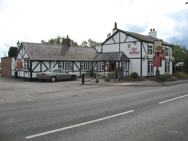 The Fox and Hounds, Sproston Green