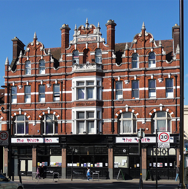 The White Lion, Streatham High Road