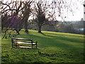 SP2872 : Abbey Fields from Abbey Hill, Kenilworth by John Brightley