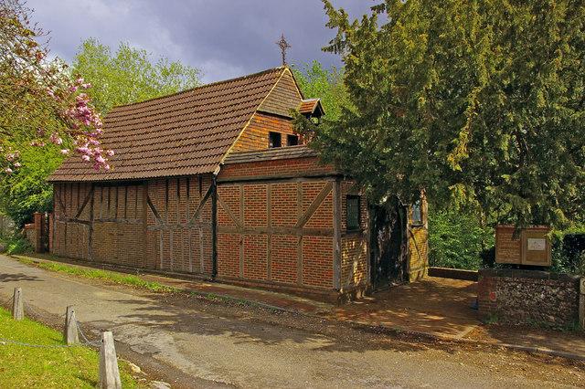 Chapel of Ease, Westhumble