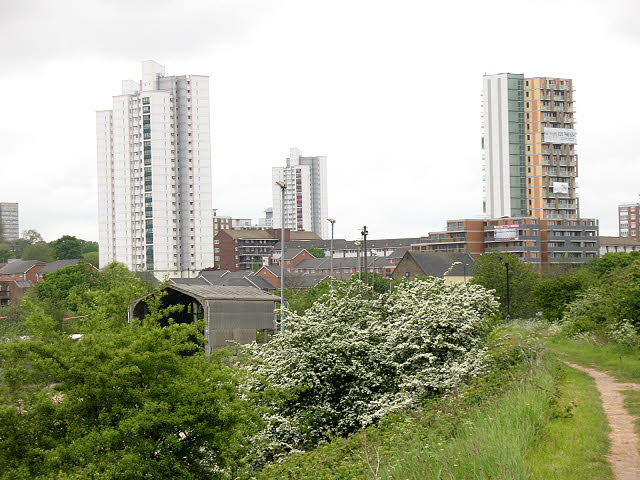 The Ridgeway at Plumstead, looking south-west