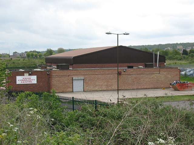 Asian Community Centre, White Hart Road, Plumstead