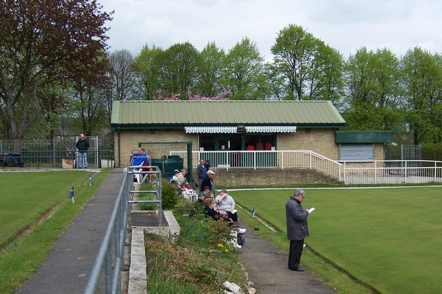 Club House ... Ecclesfield Park Bowling Club , Ecclesfield Park, Sheffield