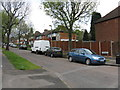 SP0593 : Rockford Road by Peter Whatley