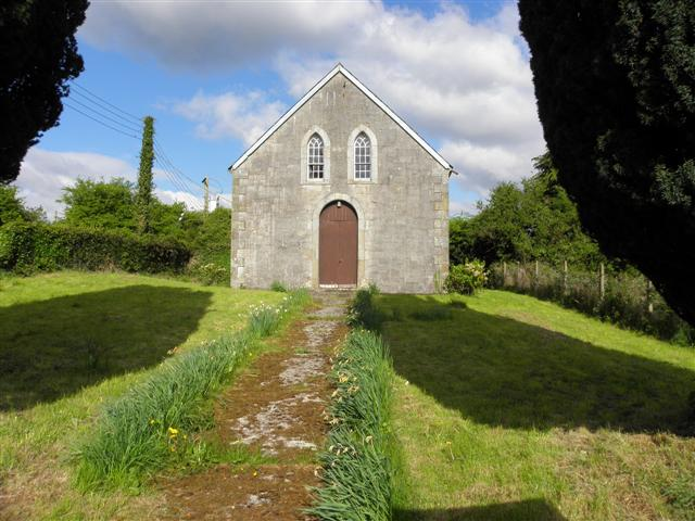 Old Church, Ballyconnell
