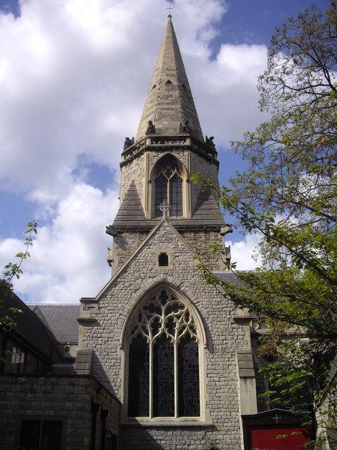 St Mary The Boltons Church London 169 Paul Farmer