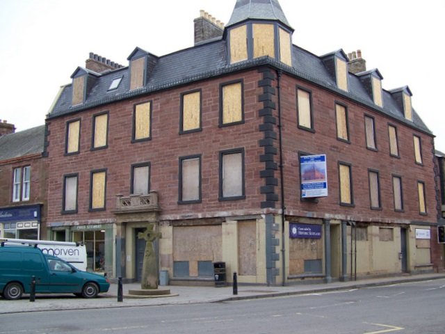 The Former Royal Hotel Couper Angus