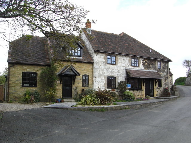 Former watermill and granary, Brighstone