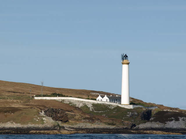 Rhuvaal lighthouse