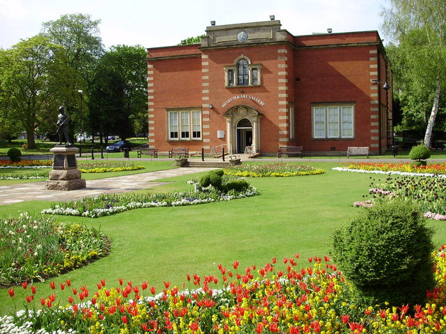 Museum and Art Gallery, Riversley Park