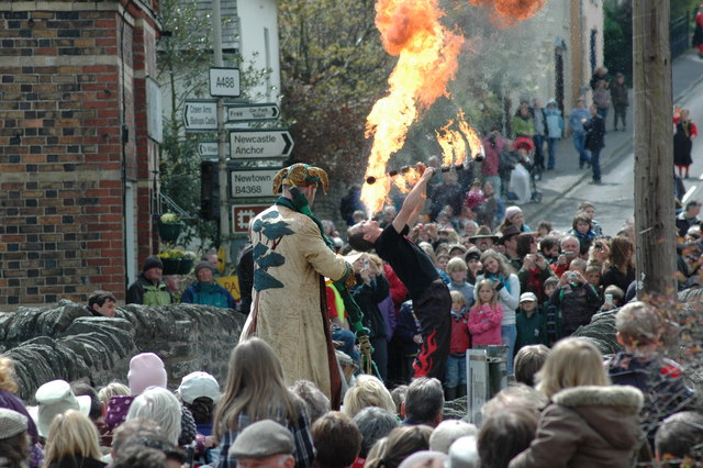 Green Man Festival at Clun
