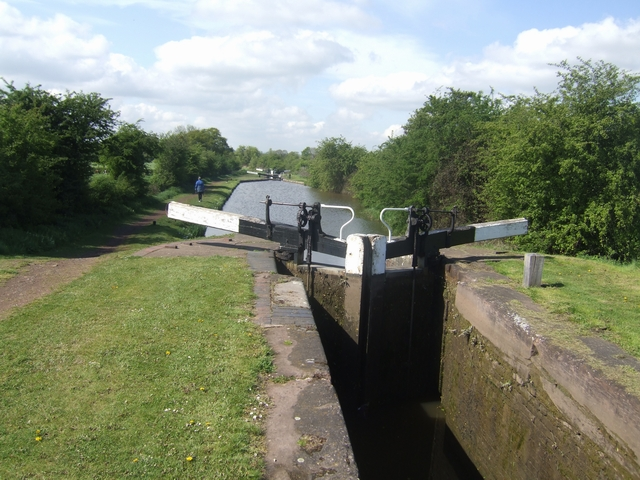 Astwood Locks - Lock No 21