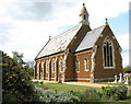 TL5293 : St Mary's church in Welney by Evelyn Simak