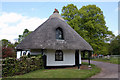 TF3970 : Octagonal Cottage, Langton by Peter Church
