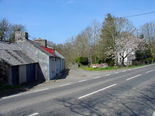 Hen Efail, Eglwyswrw