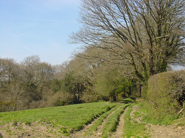 Old track to Pencnwc, Eglwyswrw