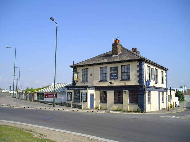 The Jolly Farmers Pub, Crayford