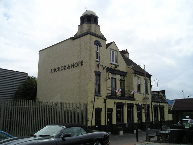 The Anchor and Hope Pub, Charlton