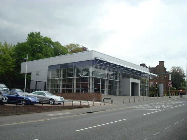 Car Dealership Near Telford