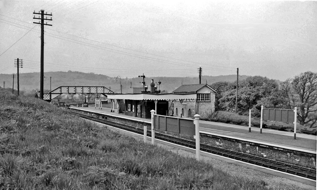 Bala Junction Station 169 Ben Brooksbank Geograph Britain