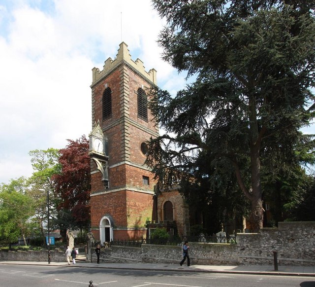 St Peter, Colchester, Essex