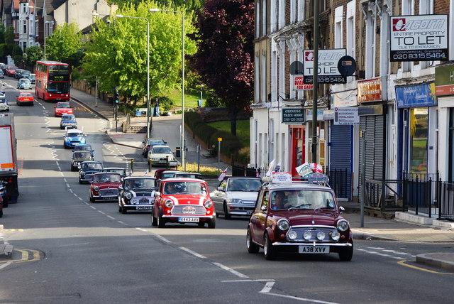 London To Brighton Mini Run 2010 1 169 Peter Trimming Cc