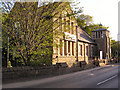 SD7312 : The School House, Bradshaw by David Dixon