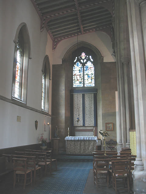 Lady Chapel of Holy Innocents church