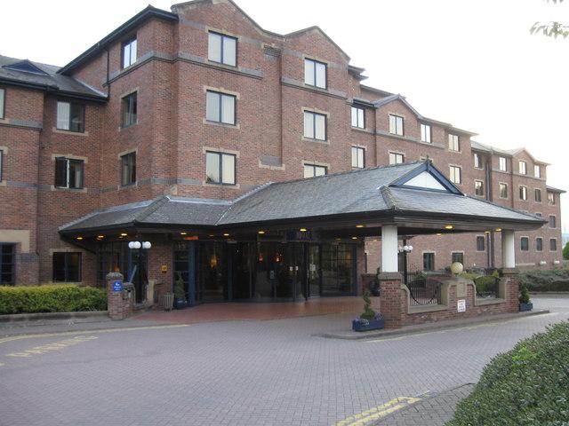 Best Western Moat Hotel Stoke