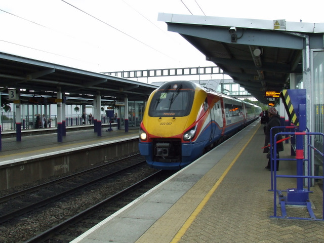 Trains Nottingham to Luton - Train Timetables & Cheap Tickets