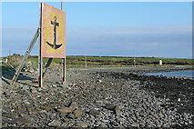 R0950 : Warnings at Kilkerin Point by Graham Horn